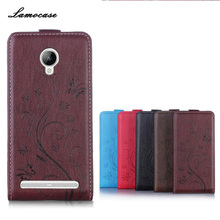 "Buy Patterns Luxury Retro vertical Flip Leather Case Lenovo Vibe C2 K10A40 5.0"" PU Leather Wallet Cover Lenovo C2 Case JRYH for $6.08 in AliExpress store"