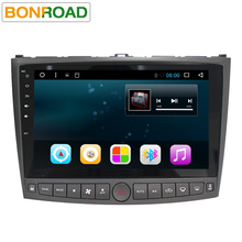 10.2''1din Android 6.0 Full Touch Car DVD player For Lexus IS250 2006-2011 Navigation Wifi Bluetooth Radio SWC 1024*600 (NO DVD)