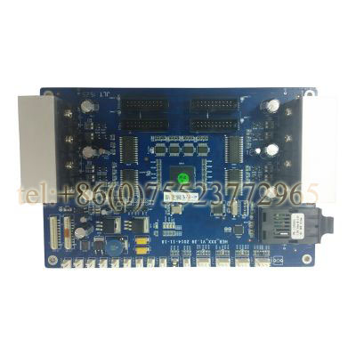 GALAXY UD-1812LC / 2112LC / 2512LC / 3212LC Printer Printhead Board printer parts(China (Mainland))