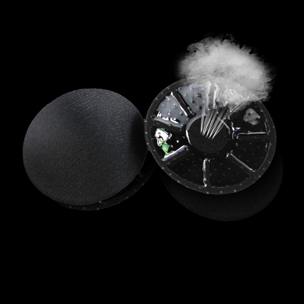 Round Black-2