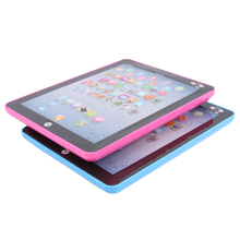 Children English Learning Machine Tablet Toys Pad Learning Machine Kids Laptop Pad Learning Education Toys For Baby Musical Toys