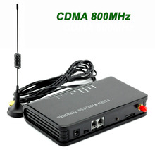 DHL Free Shipping! 4pcs/lot CDMA 800MHz Fixed wireless terminal,clear voice,stable signal,support alarm system,pabx