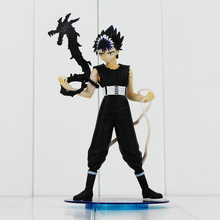 16cm New Arrival Anime YuYu Hakusho Hiei Cool PVC Action Figure Model Toys Doll for Collection Free Shipping