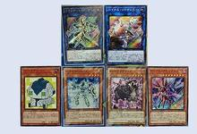 PRE ORDRE Original KONAMI Yugioh Game Card Group Japanese Electron Connection SD32 Collection Cards Deck for Fans Holiday Gift