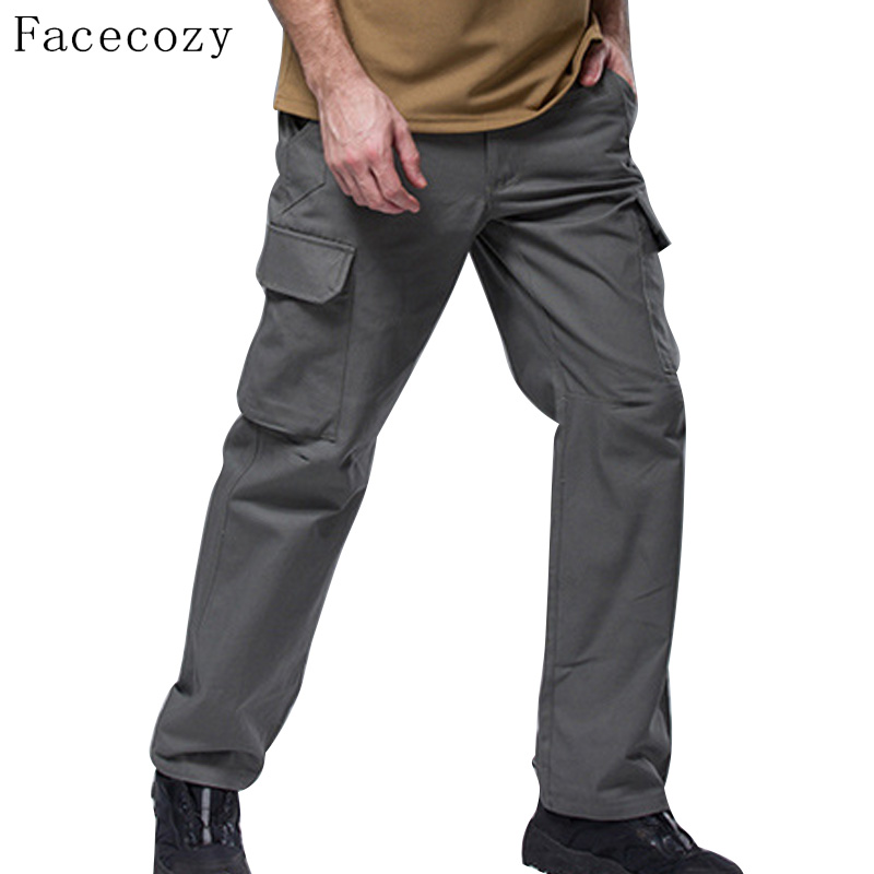 Facecozy Men Spring Outdoor Breathable Fishing Pant Male Military Quick Dry Camping Pants Wear Resistant Hiking Trouser<br><br>Aliexpress