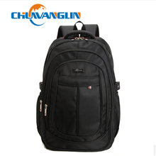 Chuwanglin Stylish Men Waterproof Large Capacity Bag Travel Laptop Backpack Nylon Tide Casual Men Backpacks School Bag ZDD12153(China)