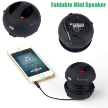 Mini Foldable Portable Capsule Speaker for iPhone iPad iTouch,Mobiles,MP3 MP4 Players,Laptops,Computers and other Smart Phones
