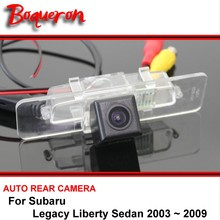 For Subaru Legacy Liberty Sedan 2003~2009 Back up Reverse Camera / Car Parking Camera / Rear View Camera / HD CCD Night Vision