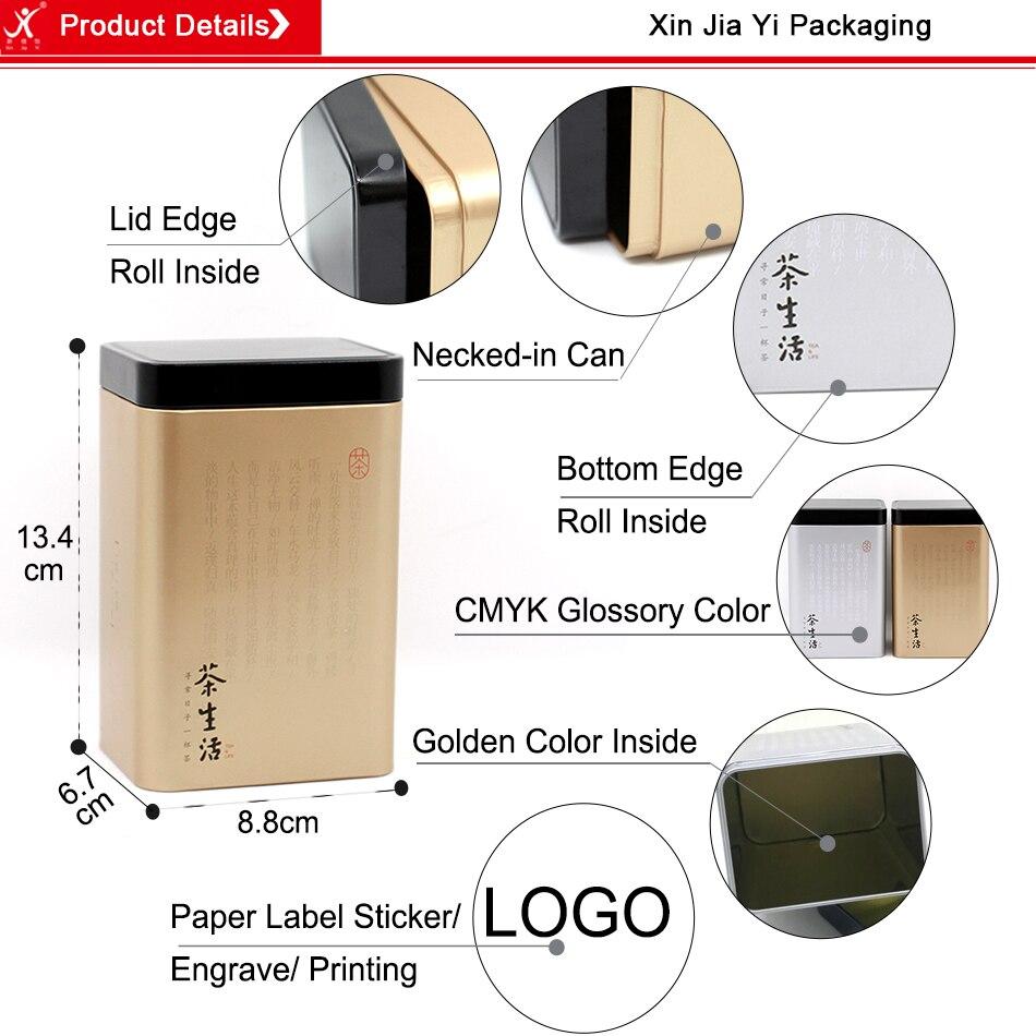 rectangle tin box (2)