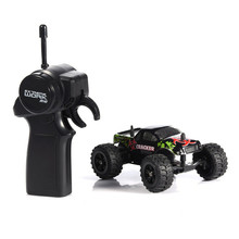 20KM/h 1:32 Mini 2.4G Chargeable High Speed Drift Toy Remote Control Car Indoor Model Toys For Children Christmas Gift 9115M