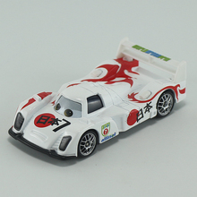 Disney Pixar Cars Japanese Racer Honda Taro Genuine Racing Auto Story Alloy Model Toys Children Gifts1:55(China)