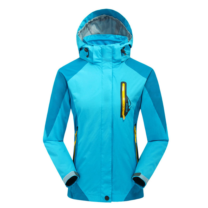 2016 Real New Women Wnter High Quality Tactical Ski Jacket Liner Lock Temperature Cycle Waterproof Windproof Coat Against Coad <br><br>Aliexpress