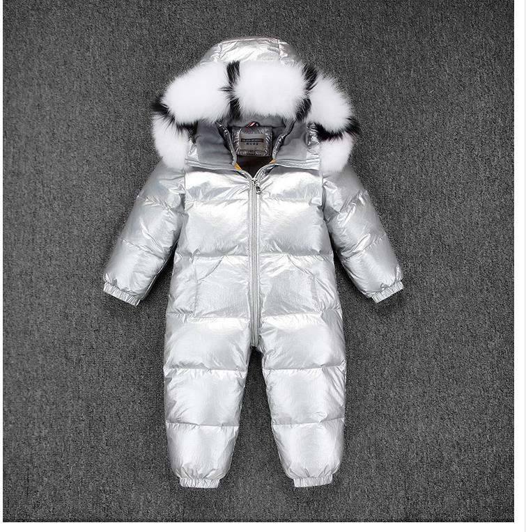 camouflage children new fashion warm conjoined down jacket