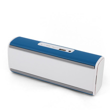 New High Quality Mini Bluetooth Speaker Boombox NFC Micro-SD FM Radio Aux-in Handsfree Stereo Mic Music for Mobile Phones Tablet