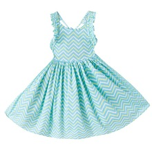 Girls Personality Backless Elegant Kids Dresses Girls Fashion Floral Cotton baby Summer Dress Princess Dress Vestidos Infantis(China)