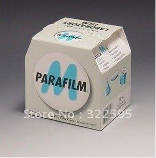 free shipping laboratory sealing film parafilm 10cmx38m 1roll<br>