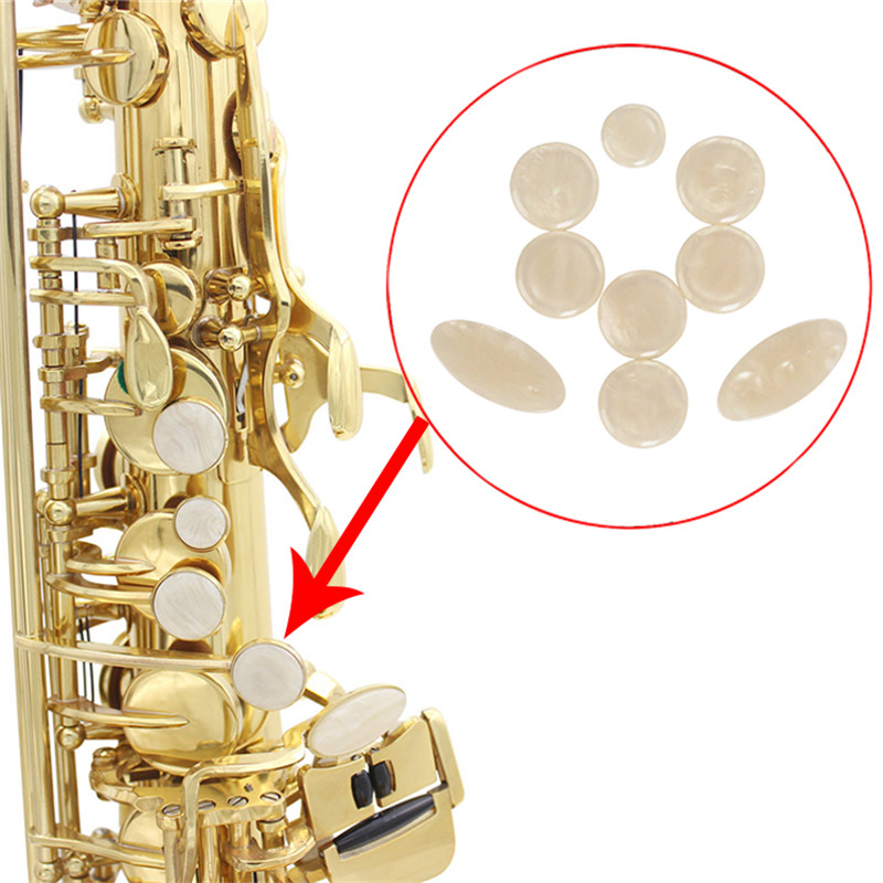 Saxophone Pads 8.0 mm 6 pcs
