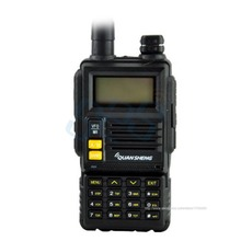 New product QUANSHENG TG-45UV Dual band 136-174/400-480MHZ 6W High power Two way radio/Walkie talkie Fashion Style&best quality(China)