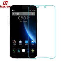 hacrin Doogee X6 Tempered Glass 9H Premium Screen Protector Film For Doogee X6 Pro Mobile Phone(China)