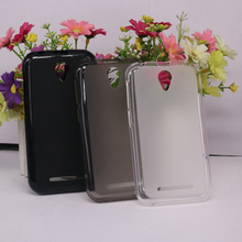 ZTE Blade A110 L110  Case Frosted Rubber Shield Case For ZTE Blade L110 A110 TPU Cover Soft Gel Silicone Case