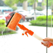 Cleaning Airbrush Glass Wiper Magnetic Window Brush Multifunction Spray Type Brushes Cleaner Car Window Wizard Washing Tool(China)