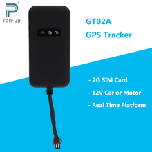 GT02A Mini GSM GPRS SMS GPS Tracker Locator Global Real Time Tracking Device for Car Auto Vehicle Motorcycle Scooter