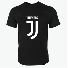 2017 New Juventus print Women/ Men T Shirt Peace Among Worlds Folk T-Shirt 100% Cotton Casual Funny Short Tops Tees(China)