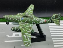 1:72 The Model of Me262A - 1a Jet Fighter in World War Trumpet hand Collection model