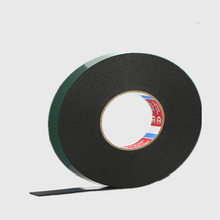2mm x10m 0.5mm thickness Black Super Strong Self Adhesive Foam Car Trim Body Double Sided Tape Mobile phone dust-proof tape