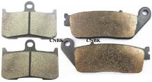 F+R Brake Pad Set fit for VICTORY King Pin / Kingpin Tour / 8-Ball King Pin 2009 2010 2011 2008 - 2012