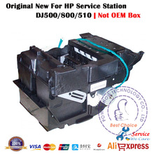 Original new For HP500 HP800 HP510 HP 500 HP 800 HP 510 Service Station C7769-60149 C7769-60374 Plotter parts