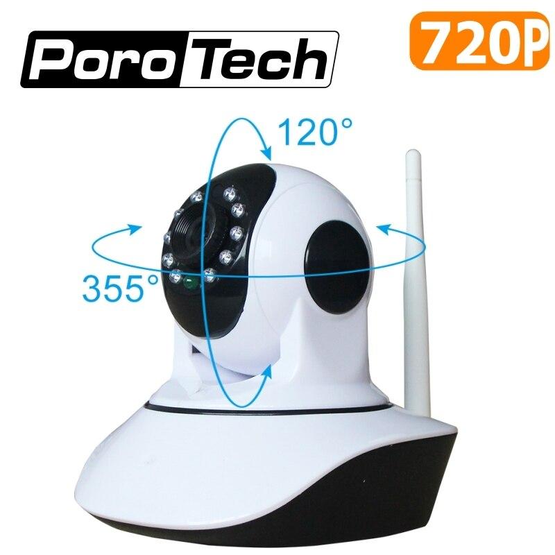H310PW 720P Home Security Baby Monitor P2P Wifi IP Camera Wireless Mini Surveillance PTZ dome Camera IR Night Vision CCTV Camera<br>