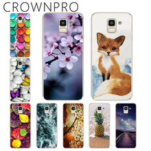 Buy CROWNPRO FOR Coque Samsung Galaxy J6 2018 Case Cover EU J600 J600F SM-J600F Soft Silicone Phone Back sFor Samsung J6 2018 Case for $1.12 in AliExpress store