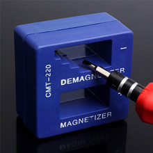 High Quality Blue Magnetizer Demagnetizer Repair Shop Essential Tool for Screwdriver Bits Tip