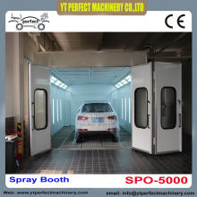 SPO-5000 outdoor spray booth spray bake paint booth car spray booth(China)