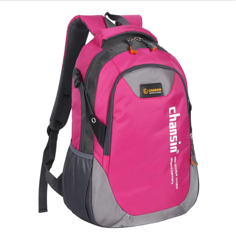 2017 Travel Backpack New Nylon Bags Casual Solid High Quality Bright Color Backpack<br><br>Aliexpress