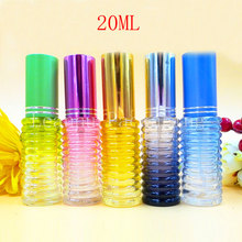 Wholesale Perfume Bottles, 20ml Fragrant Water Spray Bottle,20cc Comestic Packaging Container(20PC/Lot)