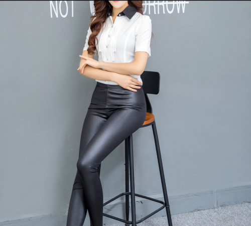 Spring-models-large-size-fashion-Black-Faux (1)