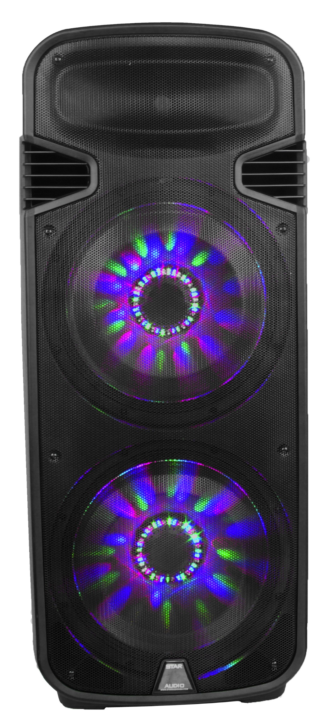 4500w 15\'\' powered speaker (10)