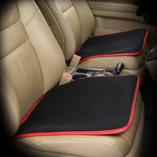 KKYSYELVA 1pcs Universal Car Auto Truck Seat Cover Black Red home office Seat Covers Automobile Interior Accessories