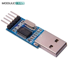 1Set PL2303 Module For Arduino USB To RS232 TTL Converter Adapter Module PL2303 PL2303HXA Download Board Module For Arduino
