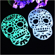 1 PC Mother's Day Skull Head 3D Cutting Dies Stencils Scrapbookings Cards Embossing Mother's Gifts DIY Crafts Sweet