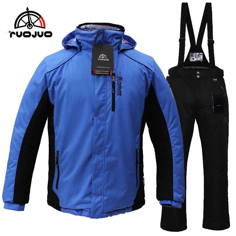 outdoor ski suit male