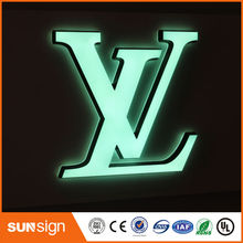 custom storefront shop sign outdoor LED sign(China)