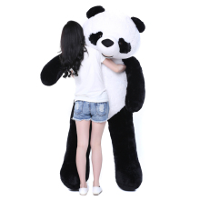 71''/180cm Large Giant Stuffed Plush Animal giant panda doll Stuffed Soft Plush Giant Toy Nice Present 180cm