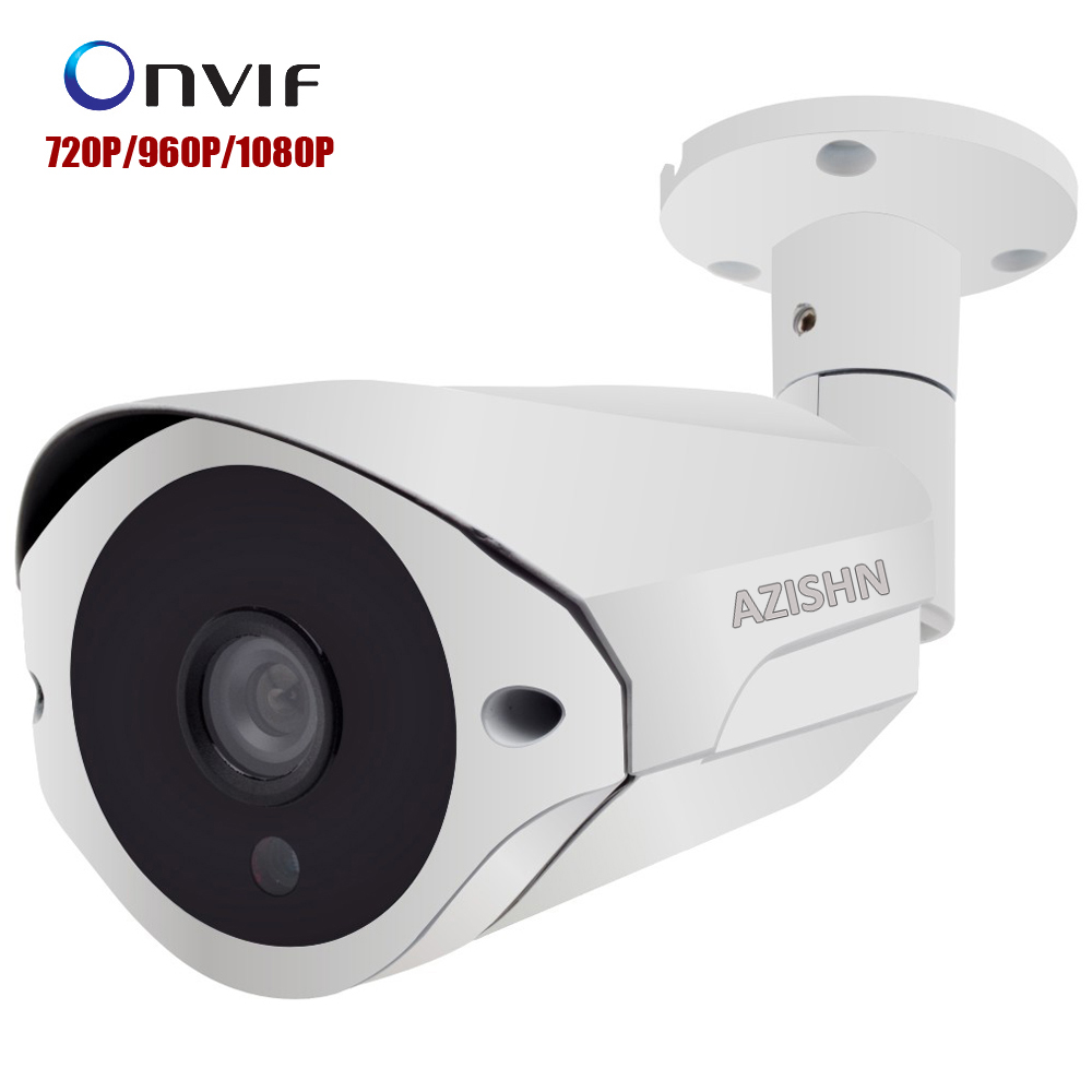 Surveillance IP Camera 720P/960P/1080P 36pcs IR LED P2P ONVIF Waterproof  Outdoor Metal  IP66  Security CCTV Camera <br>