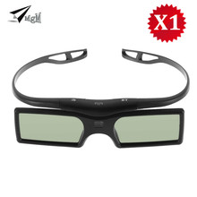 Bluetooth 3D Shutter Active Glasses for Samsung Panasonic for Sony 3D TV Universal TV 3D Glasses gafas 3d(China)