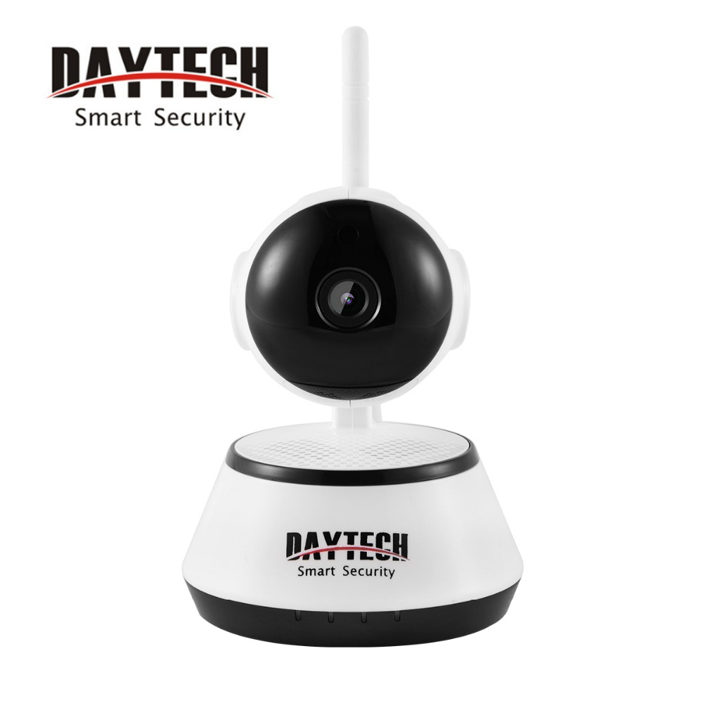 Daytech Home Security IP Camera Wireless WiFi Camera Surveillance Camera 720P Night Vision CCTV Camera Baby Monitor DT-C8815<br>