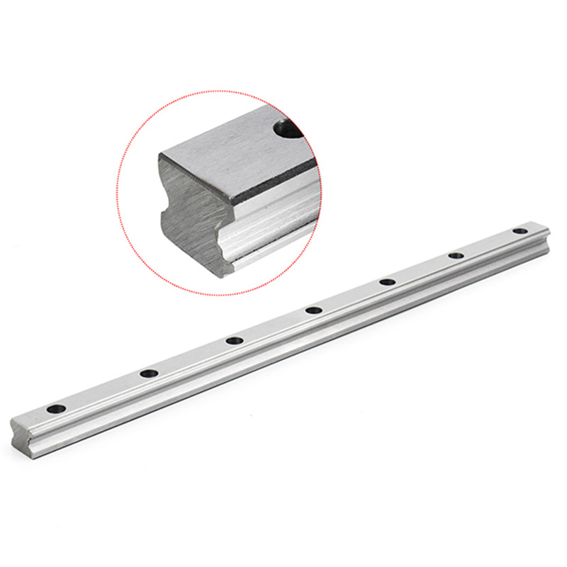New Arrival HGR20 Linear Guide Rail 400mm Length Square Linear Rail for HGH20 Slider Block CNC Parts<br>