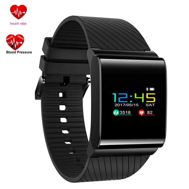 Smart Bracelet Watch Men Women Sports Fitness Tracker Heart Rate Blood Pressure Monitor X9 Pro Wristwatch Band for Android iOS<br>